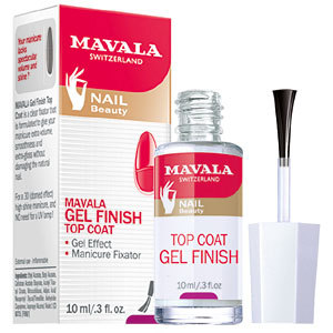 Mavala Gel Finisch Top Coat 10ml
