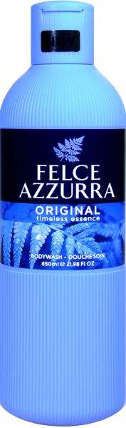 Azzurra Bodywash Bad Classic, 650 ml