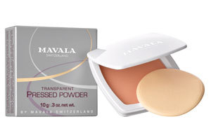 Mavala Compact Puder Givre, (Vanille)