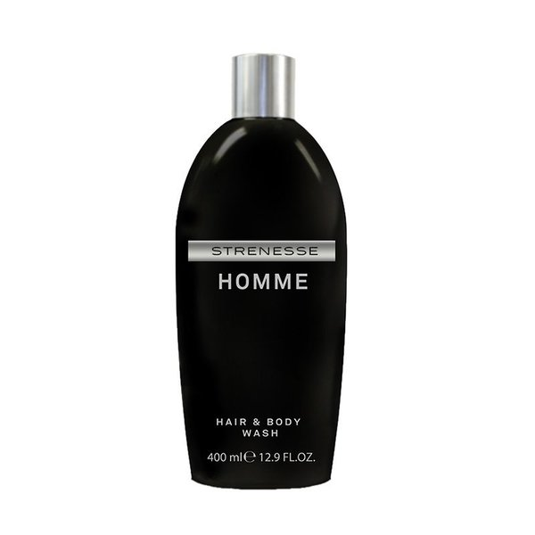 Strenesse Homme Hair & Body Shampoo 400 ml Neu/OVP